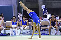 三菱養和体操競技大会